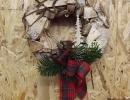 Vánoční vazba a stromky