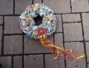 jarní velikonoční věnce11