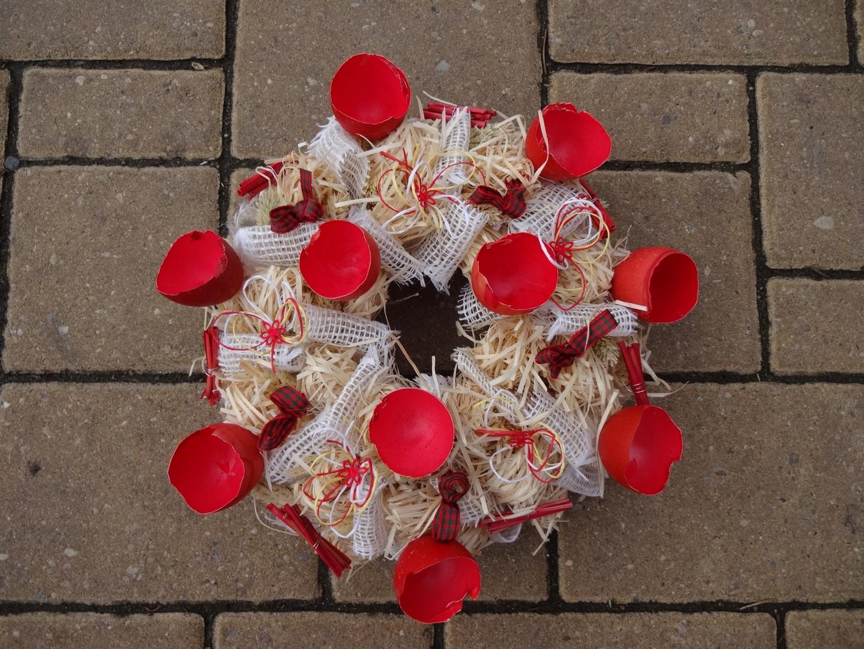 jarní velikonoční věnce-15