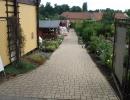 2007 nový vstup do zahrady