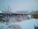 2010 Vánoce na zahradě