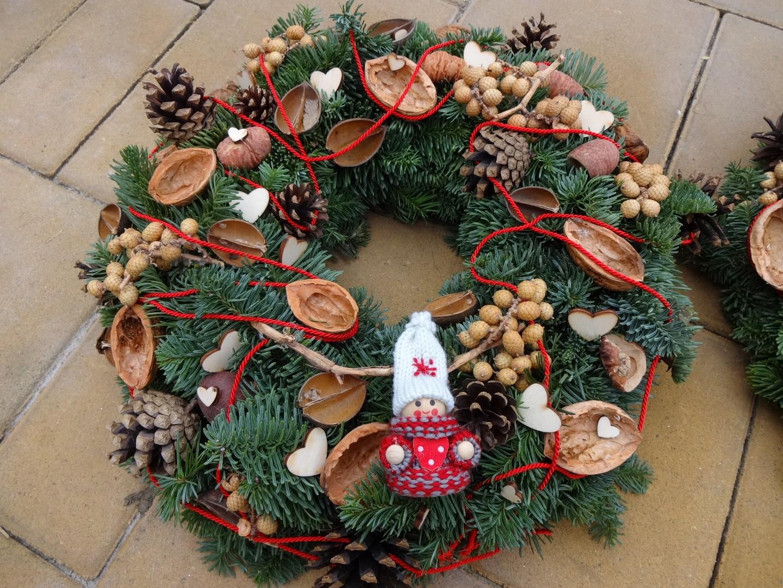 vánoční věnce05