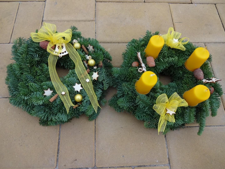 vánoční věnce13