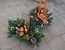 vánoční dekorace u fousů42