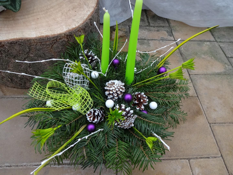 vánoční dekorace u fousů22