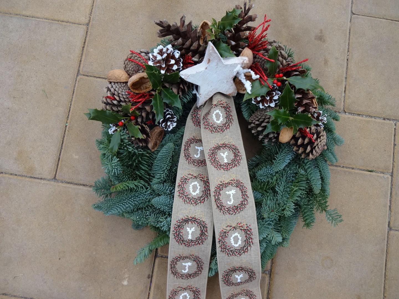 vánoční dekorace u fousů33