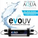 UV zářiče Aqua Evo
